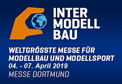 Intermodellbau Messe in Dortmund