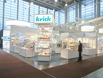 Krick fair appearance toy fair 2016